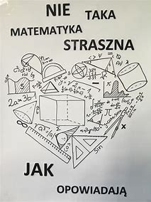 MATEMATYKA PLAKAT