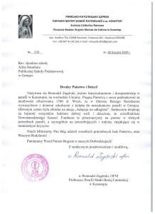 Podziękowanie Ukraina