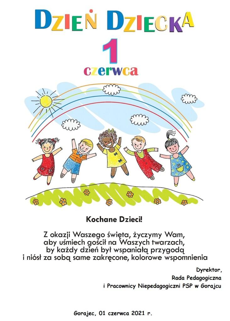 życzenia-Dzień-dziecka